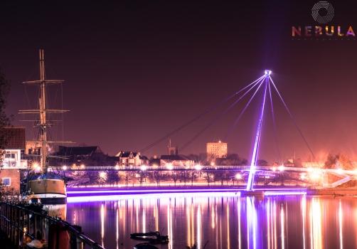 Real Stockton - Princess of Wales Bridge