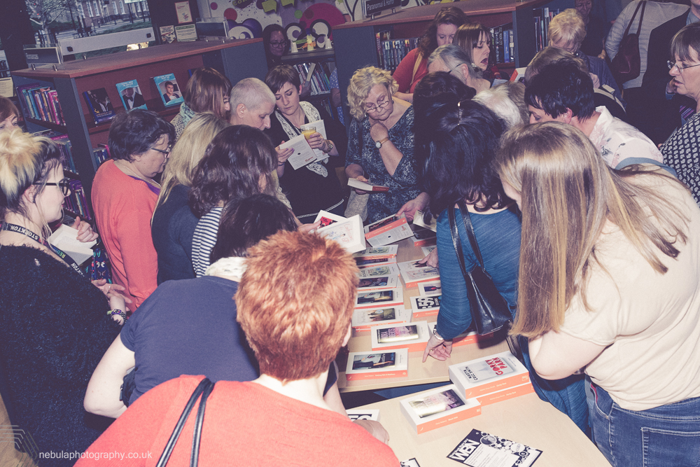 Kate Fox - WBD - Stockton Library 4
