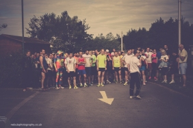 parkrun Tees Barrage 100 run